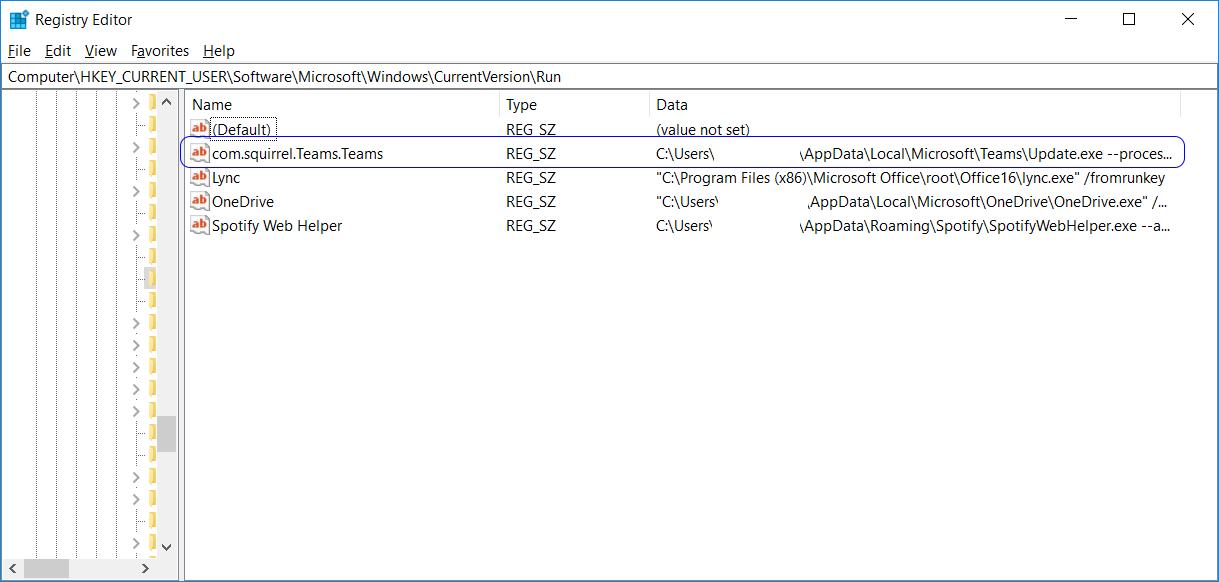 Stop Microsoft Teams Auto-start — Lync.se